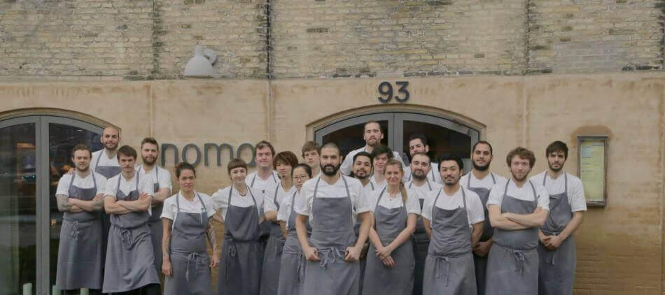 Ottawa chef takes top spot at one of world's best restaurants (acclaimed Noma restaurant)